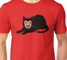Vlad the Cat (Green) Unisex T-Shirt