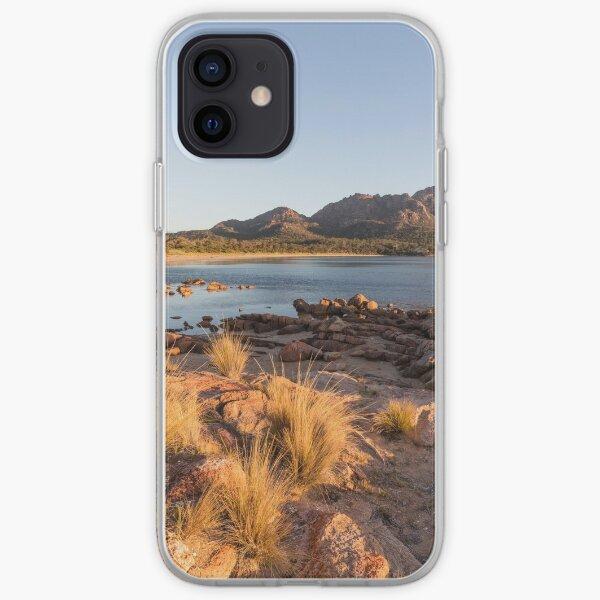 Coles Bay Beach , Tasmania iPhone Soft Case