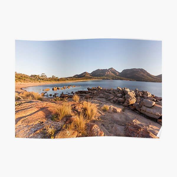 Coles Bay Beach , Tasmania Poster