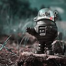 Robbie the Robot, Forbidden Planet by ElDave