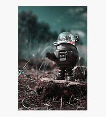 Robbie the Robot, Forbidden Planet Photographic Print
