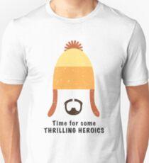 Jayne Cobb - Thrilling Heroics T-Shirt