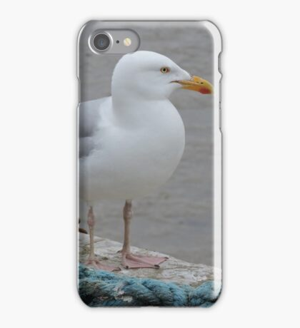 Mighty Seafarer iPhone Case/Skin