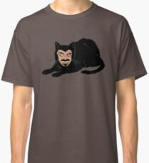 Vlad the Cat (Gray) Classic T-Shirt
