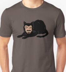 Vlad the Cat (Gray) Unisex T-Shirt