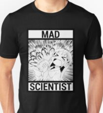 Nichijou Mad Scientist Unisex T-Shirt