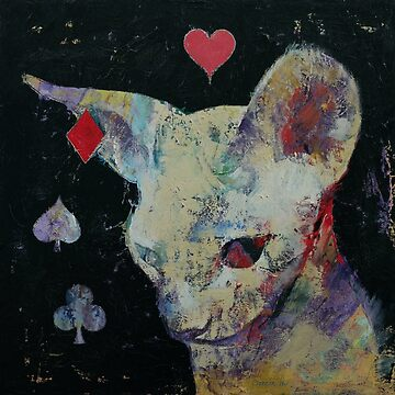 Sphynx Cat Lover by michaelcreese