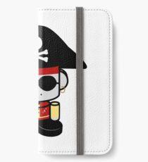 Pirate O'BOT 1.0 iPhone Wallet/Case/Skin
