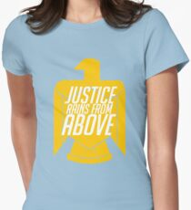Pharah - JUSTICE Women's Fitted T-Shirt