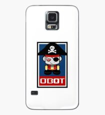 Pirate O'BOT 2.0 Case/Skin for Samsung Galaxy