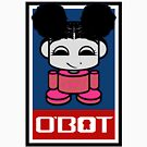 Jo O'BABYBOT 2.0 by Carbon-Fibre Media