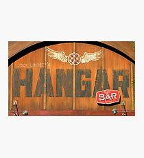 Hangar Bar Disney Springs Florida Photographic Print