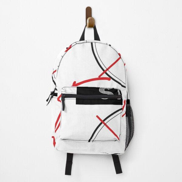 Stay Focused  T-shirt, Target T-shirt,Restez Concentré T-shirt Premium ,BOOM Backpack