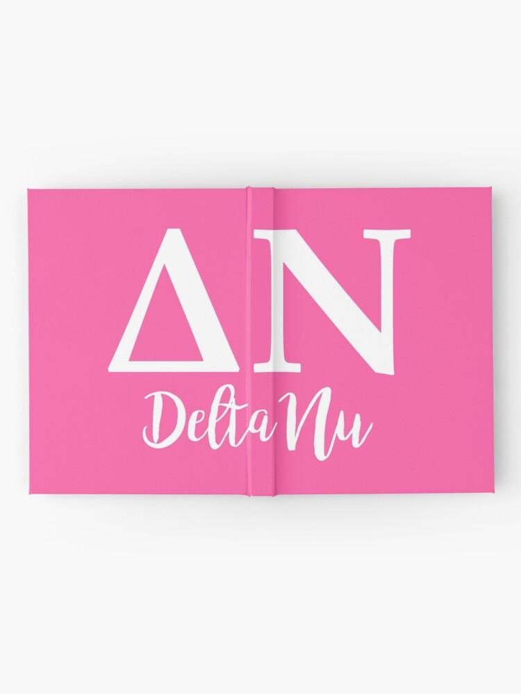 Alternative Ansicht von Recht blond - Delta Nu, Elle Woods Notizbuch