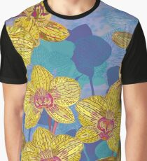Orchid Extravaganza Graphic T-Shirt