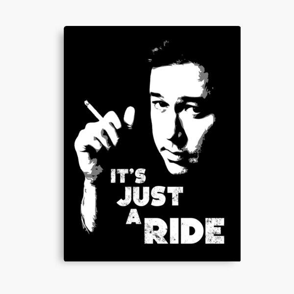 Bill Hicks - It's Just a Ride - Goat Boy Canvas Print