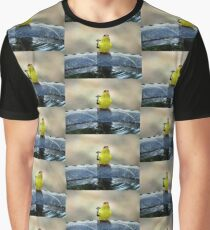 thirsty goldfinch... Graphic T-Shirt