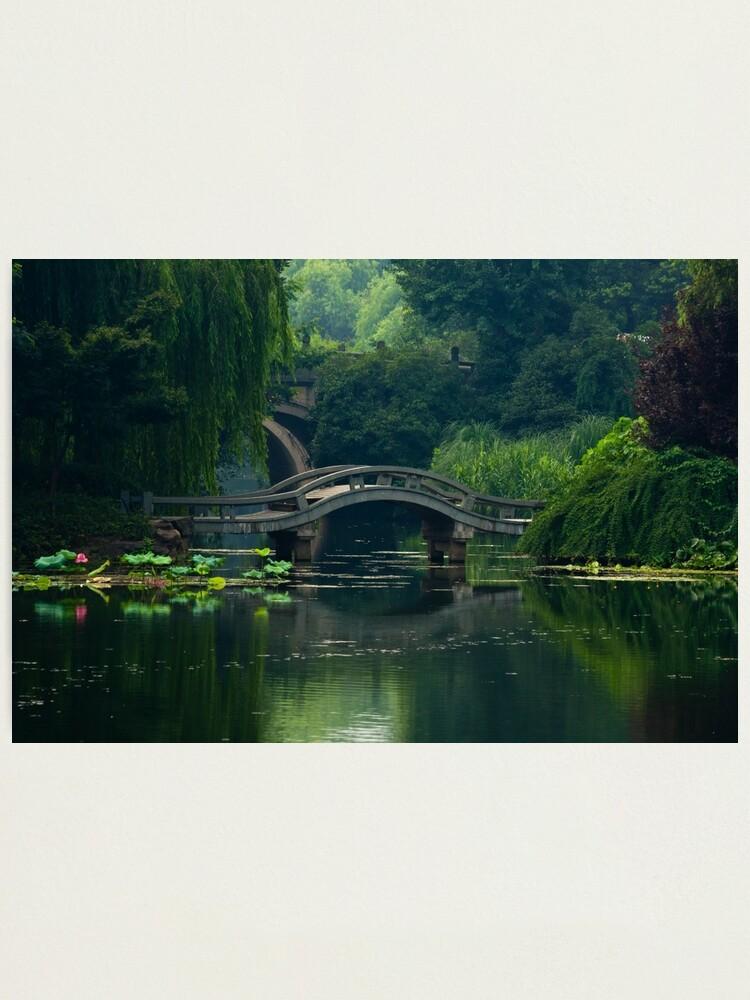 Alternate view of Hangzhou (China) Photographic Print