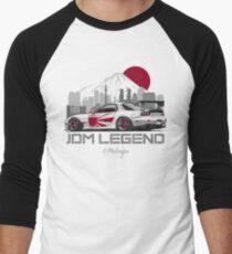 RX7. JDM Legend Men's Baseball ¾ T-Shirt
