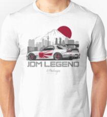 RX7. JDM Legend Slim Fit T-Shirt