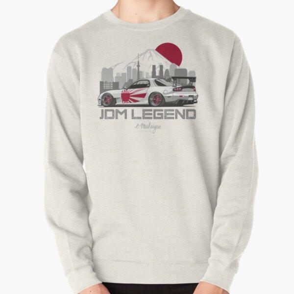 RX7. JDM Legend Sweatshirt épais