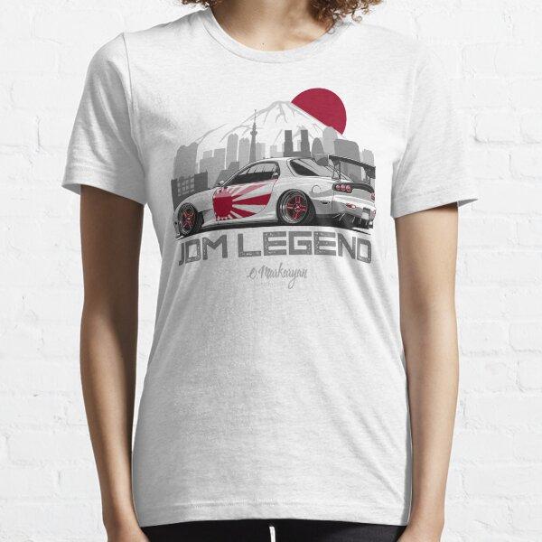 RX7. JDM Legend T-shirt essentiel