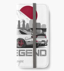 RX7. JDM Legend iPhone Wallet/Case/Skin