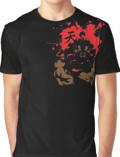 AKUMA The Raging Demon  Graphic T-Shirt