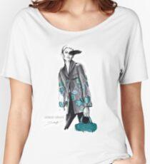 GA Women's Relaxed Fit T-Shirt