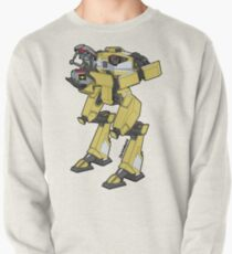 Gortys x Lader Bot Pullover