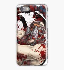 KRIEG!! iPhone Case/Skin
