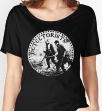 Detectorists - DMDC Anglo Saxon coin Women's Relaxed Fit T-Shirt