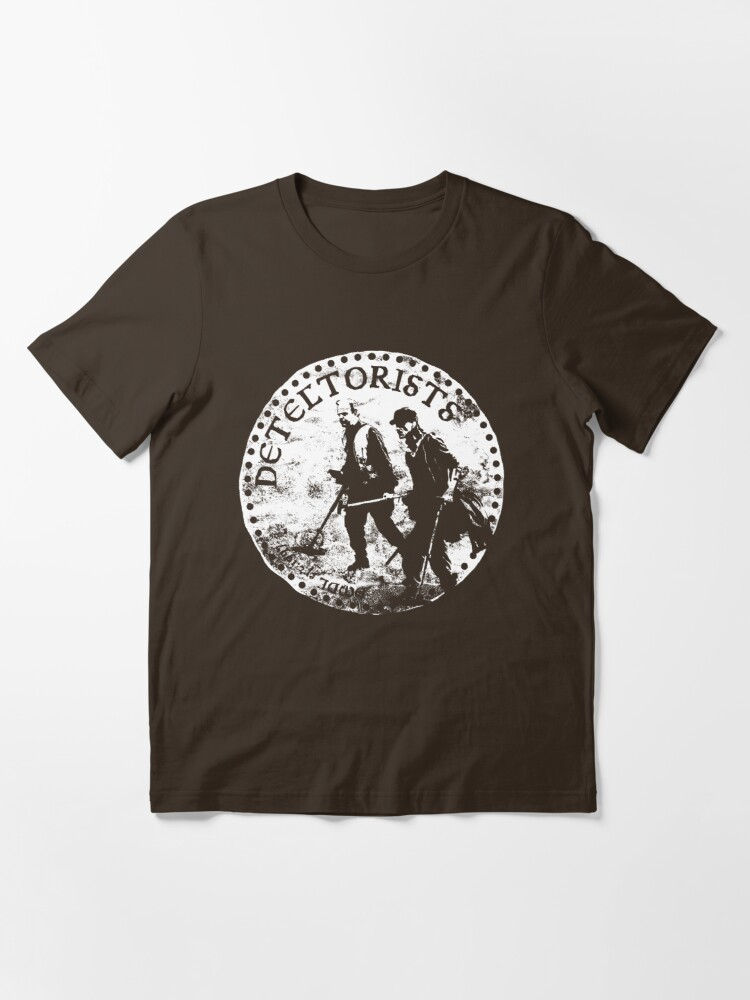 Alternate view of Detectorists - DMDC Anglo Saxon coin Essential T-Shirt
