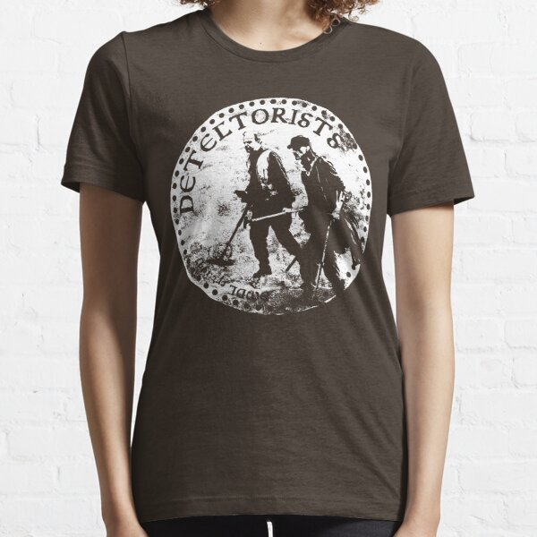 Detectorists - DMDC Anglo Saxon coin Essential T-Shirt