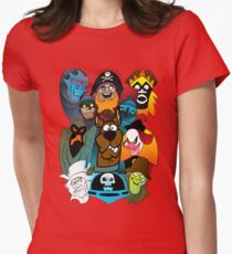 Zoinks! Womens Fitted T-Shirt