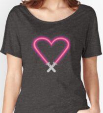 Säbel Liebe Baggyfit T-Shirt