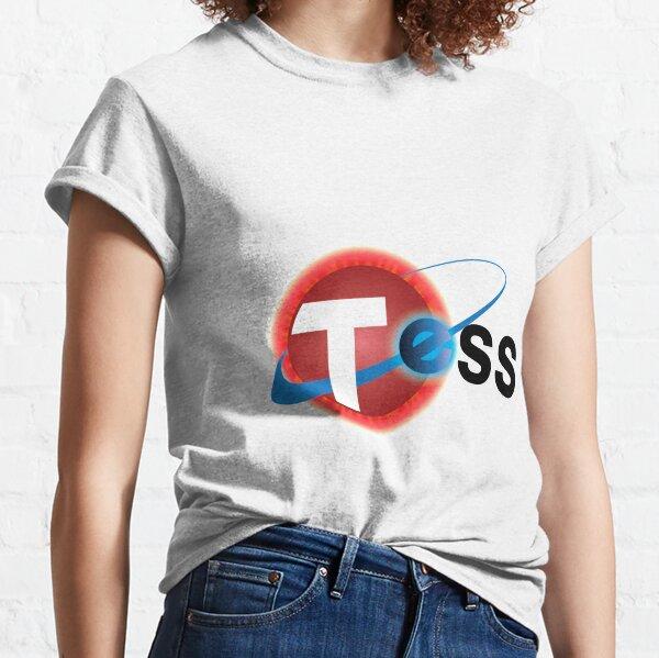 Transiting Exoplanet Survey Satellite (TESS) Mission Logo Classic T-Shirt