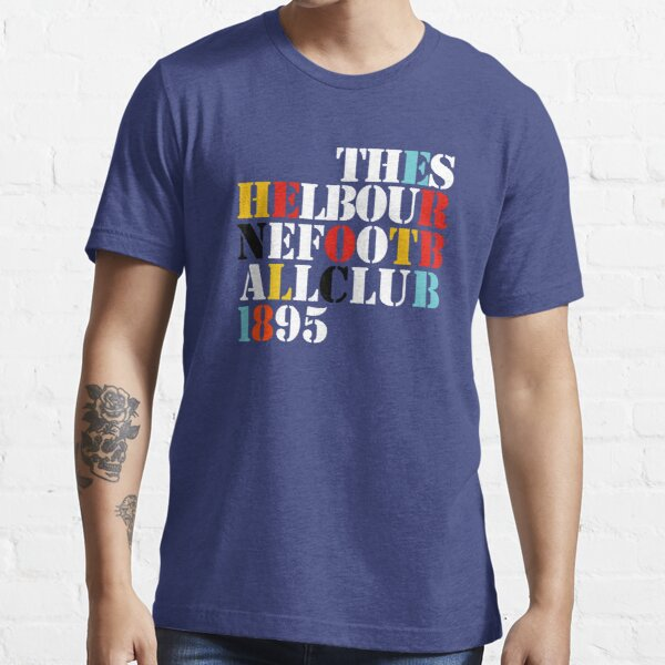 THE SHELBOURNE FOOTBALL CLUB 1895 (STONE ROSES) Essential T-Shirt