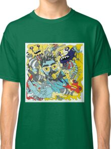 flying underwater Classic T-Shirt