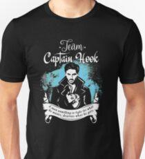 Team Captain Hook. Captain Hook OUAT Quote. T-Shirt