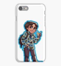Xander Harris (Season 1) iPhone Case/Skin
