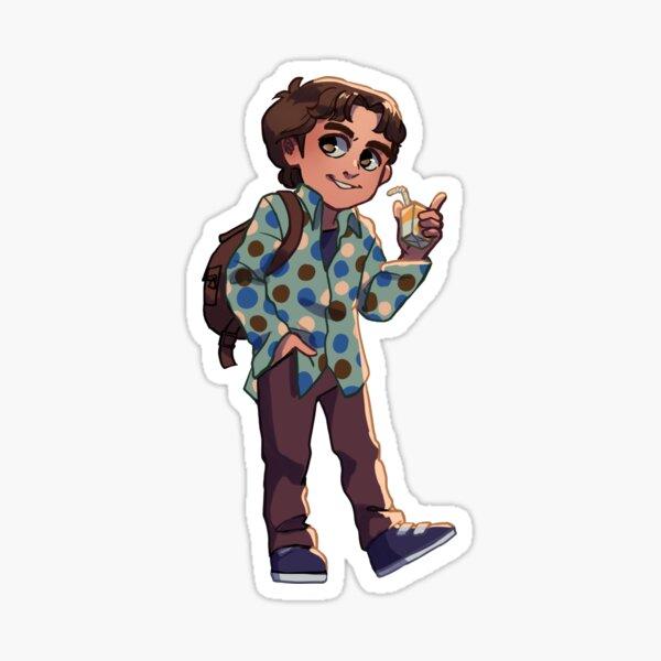 Xander Harris (Season 1) Sticker