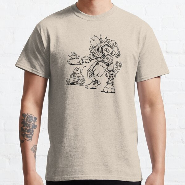 Cat Mech Classic T-Shirt