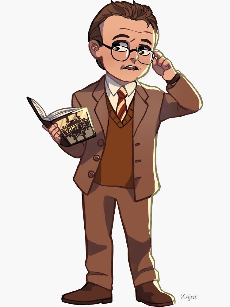 Rupert Giles (Season 1) by Kajot