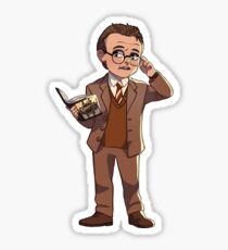 Rupert Giles (Season 1) Sticker