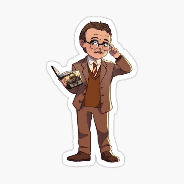 Rupert Giles (Season 1) Sticker