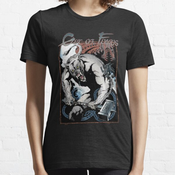Apocalypse Tribe: Get of Fenris Revised Essential T-Shirt