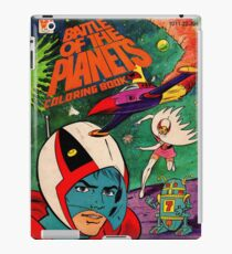 Battle of the Planets  iPad Case/Skin