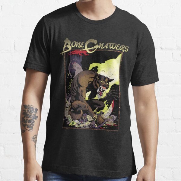 Apocalypse Tribe: Bone Gnawers Revised Essential T-Shirt