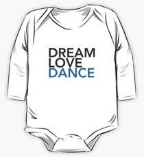 DREAM LOVE DANCE One Piece - Long Sleeve